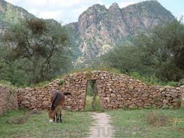 Ruinas Históricas